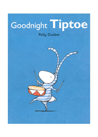 Goodnight Tiptoe:A Tilly and Friends Book 尖尖晚安(大開本)