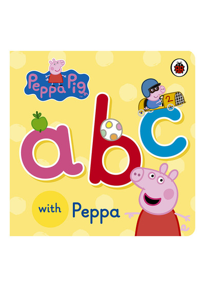 Peppa Pig:abc with Peppa 粉紅豬小妹:佩佩學字母