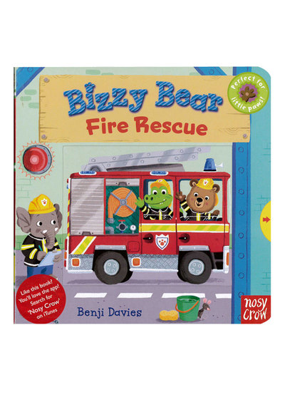 (美)Bizzy Bear: Fire Rescue 忙碌小熊:消防救援