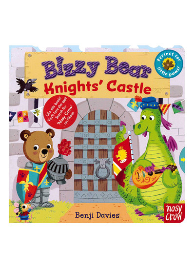 Bizzy Bear: Kinight's Castle 忙碌小熊:騎士城堡