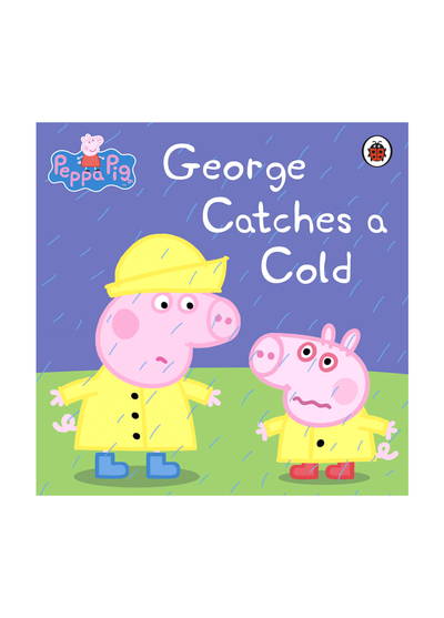 Peppa Pig:George Catches a Cold 粉紅豬小妹:喬治感冒了