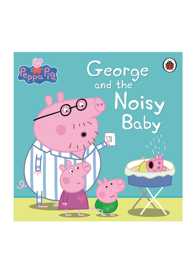 Peppa Pig:George and the Noisy Baby 粉紅豬小妹:喬治和吵鬧北鼻