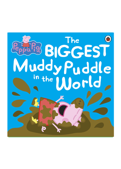 Peppa Pig:The BIGGEST Muddy Puddle in the World 粉紅豬小妹:世界最大的泥巴坑