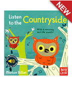 【nosy crow】Listen to the Countryside 來聽鄉村聲!聲音書圖片