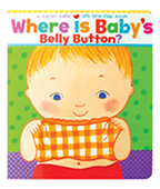 Where is Babys Belly Button? 肚臍眼在哪裡? 翻翻書圖片