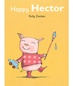 Happy Hector:A Tilly and Friends Book 快樂的樂樂(大開本)圖片