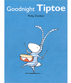 Goodnight Tiptoe:A Tilly and Friends Book 尖尖晚安(大開本)圖片