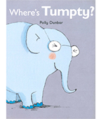 Wheres Tumpty?:A Tilly and Friends Book 胖胖在哪裡?(大開本)圖片