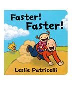 Faster! Faster! 再快一點!(硬頁書)圖片