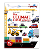 【Twirl】The Ultimate Book of Vehicles 交通工具豪華大百科圖片