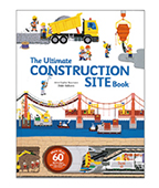 【Twirl】The Ultimate Construction Site Book建築工程豪華大百科圖片