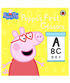 Peppa Pig:Peppas First Glasses 粉紅豬小妹:佩佩的第一副眼鏡圖片