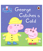 Peppa Pig:George Catches a Cold 粉紅豬小妹:喬治感冒了圖片