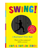 Swing! A Scanimation Picture Book 來運動吧!2D動畫書圖片