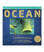 Ocean:A Photicular Book 海洋生物3D動畫書圖片
