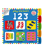 Play and learn:123趣味學習:123圖片