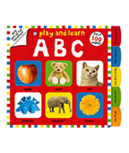Play and learn:ABC 趣味學習:ABC圖片