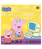 Peppa Pig:Peppa Pigs Family Computer 粉紅豬小妹:家庭電腦圖片