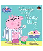 Peppa Pig:George and the Noisy Baby 粉紅豬小妹:喬治和吵鬧北鼻圖片