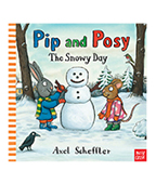 Pip and Posy:The Snowy Day  下雪天圖片