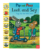 Pip and Posy:Look and Say 找找書圖片